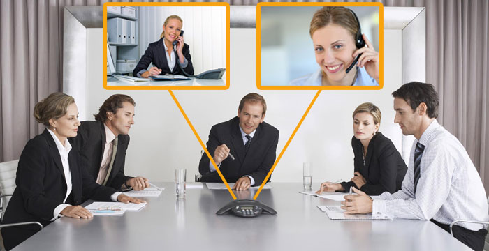 Why Use Operator-Assistance During Conference Call?